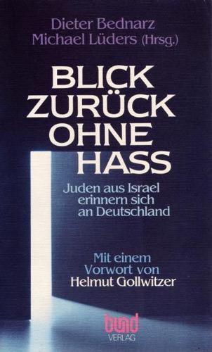 Blick zurück ohne Hass – Cover