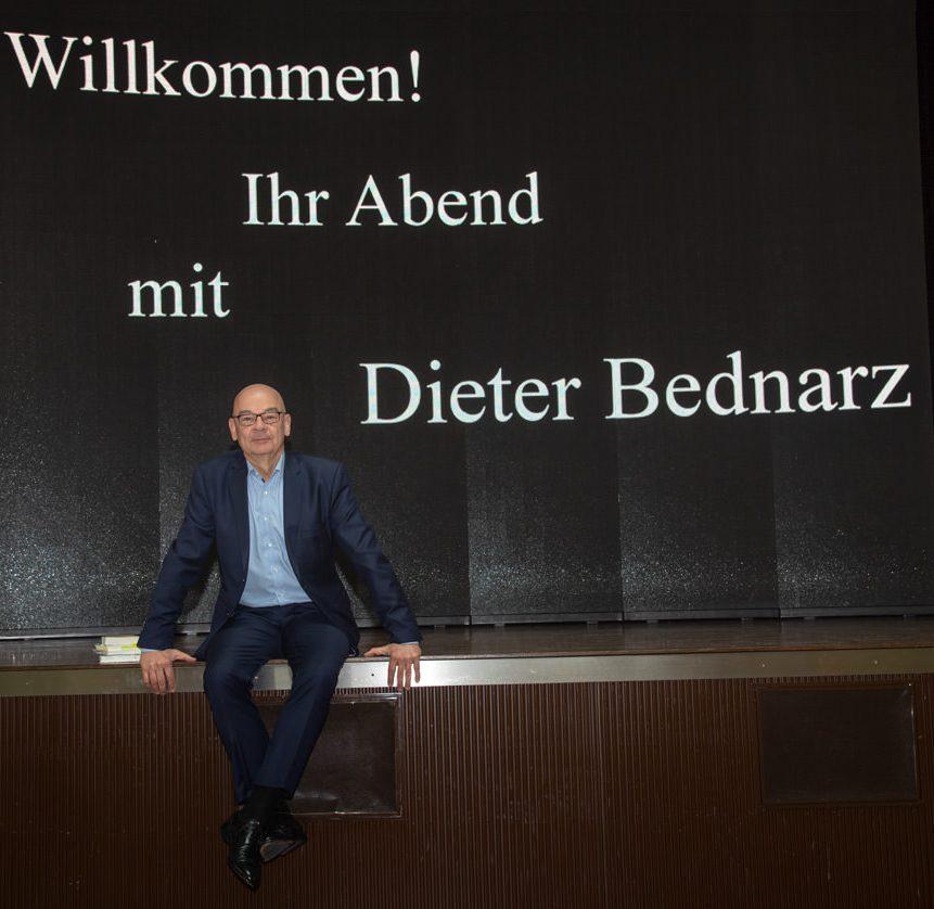 Dieter Bednarz – Vortragsreisender