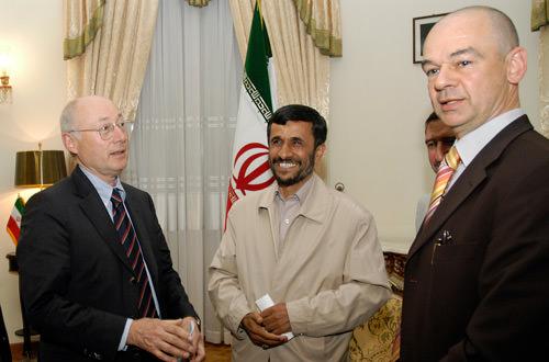 SPIEGEL-Gespräch mit Irans Staatspräsident Mahmud Ahmadinedschad
